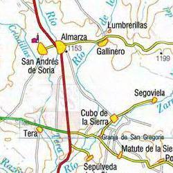 Mapa del municipio